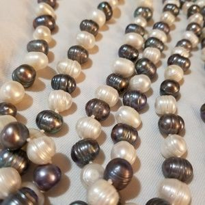 fresh water Jewelry - Real fresh water pearls